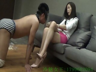 Chinese femdom images